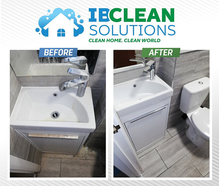After Builders Cleaning London IB Clean Solutions