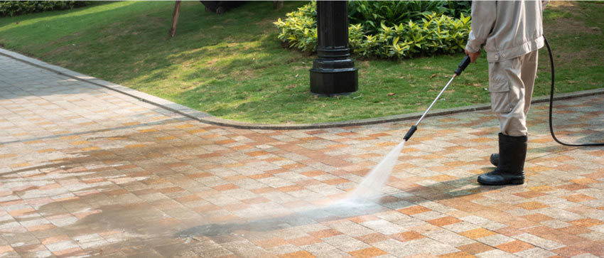Driveway Cleaning London IB Clean Solutions